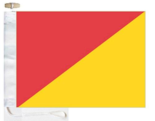 Semaphore Signal Flag - Fully Sewn -