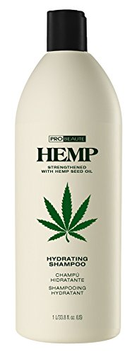 Hemp Hydrating Shampoo, 33.79-Ounce