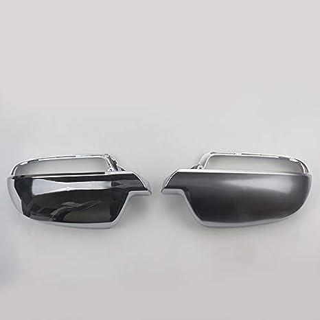 Carcasa de espejo retrovisor para Passat B8 niquelado: Amazon.es: Coche y moto