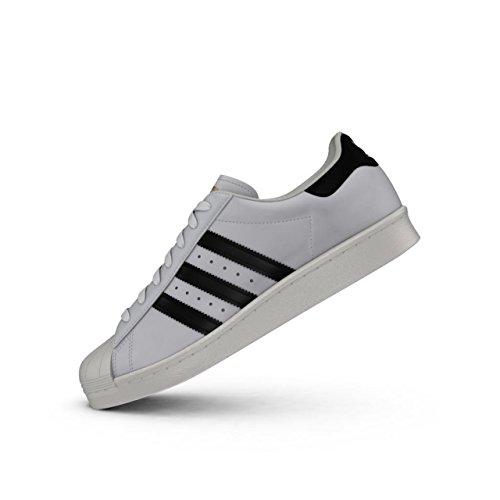 Black Zapatillas Hombres Superstar Gold De Adidas Deporte White Calzado Boost 8v7xR