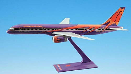 - Flight Miniatures America West Basketball Livery Boeing 757-200 1:200 Scale REG#N907AW