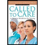 Called to Care - Christian Worldview for Nursing (2nd, 06) by Shelly, Judith Allen - Miller, Arlene B [Paperback (2006)] pdf
