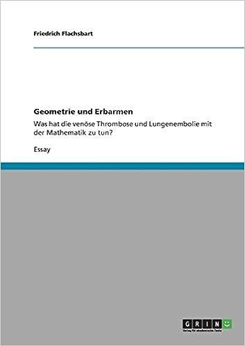Book Geometrie und Erbarmen