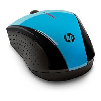 HP X3000 Wireless Mouse, Blue (K5D27AA#ABL)