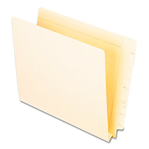 - Pendaflex 16625 End Tab Expansion Folders, Straight Cut End Tab, Letter, Manila (Box of 50)
