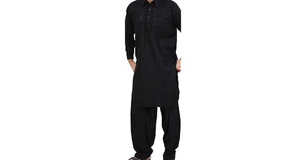 Amazon.com: Para hombre afgano paquistaní INDIAN SHALWAR ...