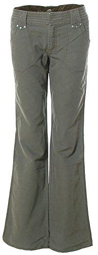 MEXX Chino pantalones corte recto gris oscuro