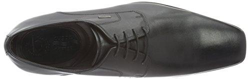 Bugatti Gallo T31171, Gallo Madras Genesis; Softgel Insole Black (Schwarz 100)