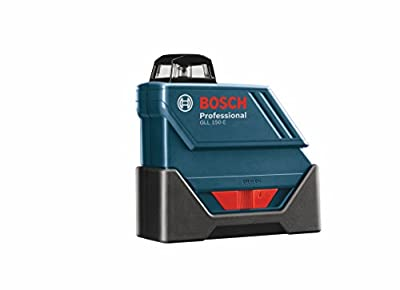 Bosch GLL 150 ECK 360-Degree Self-Leveling Exterior Laser Kit from BOSR9