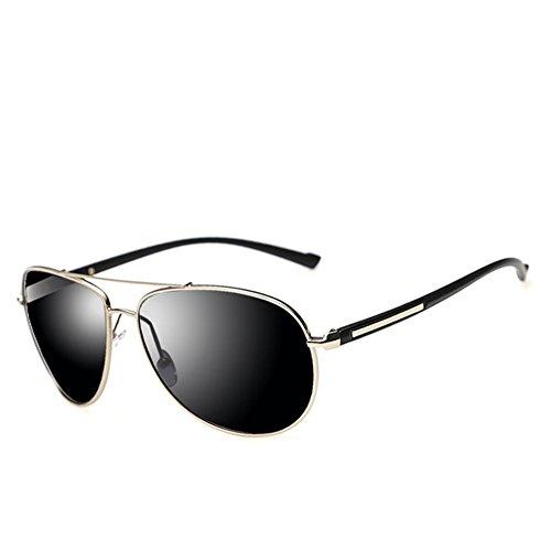 Sunglasses/sunglasses/Color film frog mirror/HD Polarized...