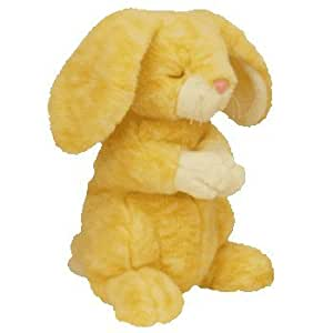 Grace the Praying Bunny Rabbit - Ty Beanie Buddies