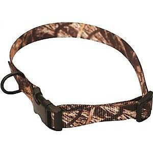 Scott Pet Products Realtree MAX-4 Adjustable Dog Collar - Brown 'Adv max 4' (LARGE)