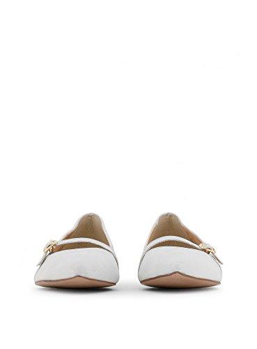 Arnaldo Toscani 1108905 Ballerinas Damen Weiß