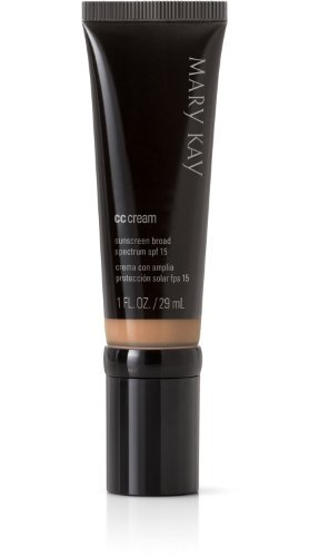 Mary Kay CC Cream Sunscreen Broad Spectrum SPF 15 ~ Light to Medium