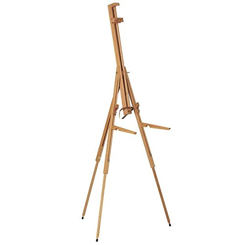 Mabef Easel m400172Mini Country Wood Arm 8x 80x 55cm