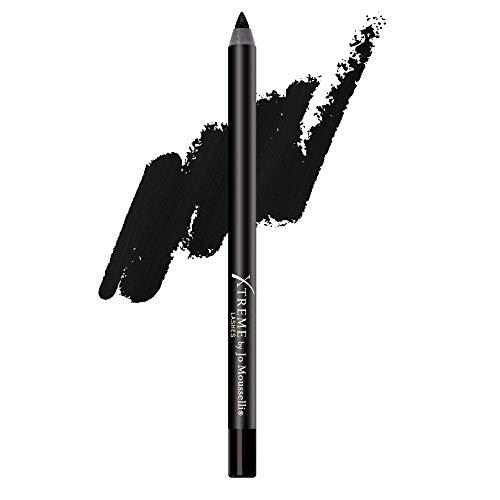Xtreme Lashes Glideliner Long Lasting Eye Pencil, Xtreme Black (Best Eyeliner For Lash Extensions)