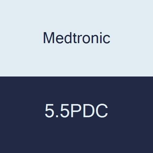 Covidien 5.5PDC Tracheostomy Tube, Pediatric, Cuffed, 46 mm Length, Size 5.5