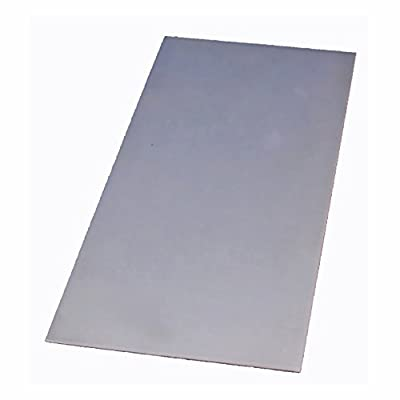 Richeson 11-Inch Baby Press Steel Plate