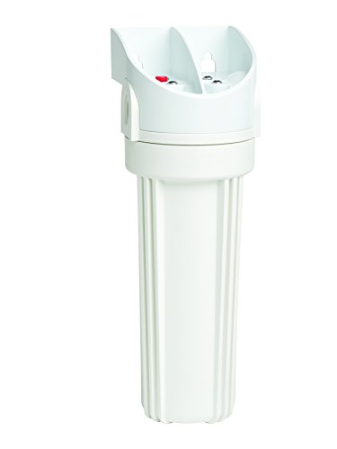 EcoPure EPW2 Universal Whole Home Water Filter Housing - NSF Certified - Premium Filtration System - Built to Last by EcoPure