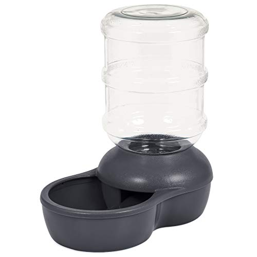 (Aspen Pet Lebistro Cat and Dog Water Dispenser 4 Capacities)