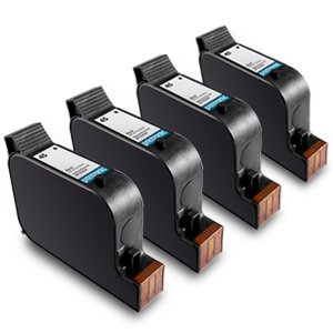 Printronic Remanufactured Ink Cartridge Replacement for HP 4