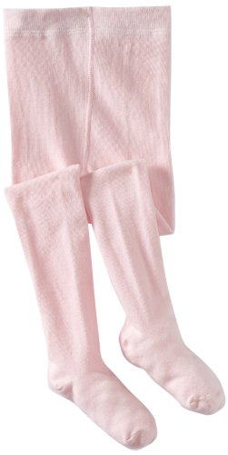 Country Kids Little Girls'  Organic Winter Tight,  Pink, 6-8 Years by Country Kids (Image #1)
