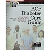 ACP Diabetes Care Guide, American College of Physicians, 1930513917