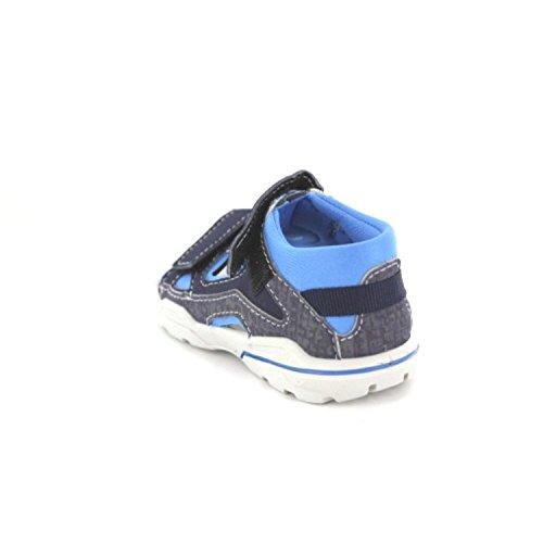 Ricosta Espi, Sandalias Para Niños Blau (Nautic/Sky)