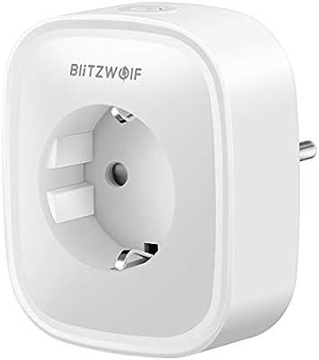 Enchufe Inteligente WiFi  Blitzwolf