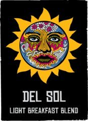 Colectivo Coffee Del Sol 1 pound bag Whole Bean