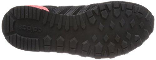 Mujer Negbas de Ftwbla Deporte Zapatillas Adidas 10k W Negbas Negro para Blanco vqwUxY7O