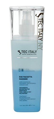 Tec Italy Due Faccetta Massimo Hydro Nourishing Hair Treatment - 300 ml/10.1 oz by Tec Italy