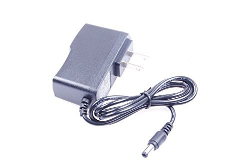 Quickpump System - KNACRO AC Adapter DC 6V 1A 1000ma 6W Power Supply Adapter AC 100v-240v Transformers Interface 5.5x2.5mm Suitable for Routers switches Control Systems (DC 6V 1A)