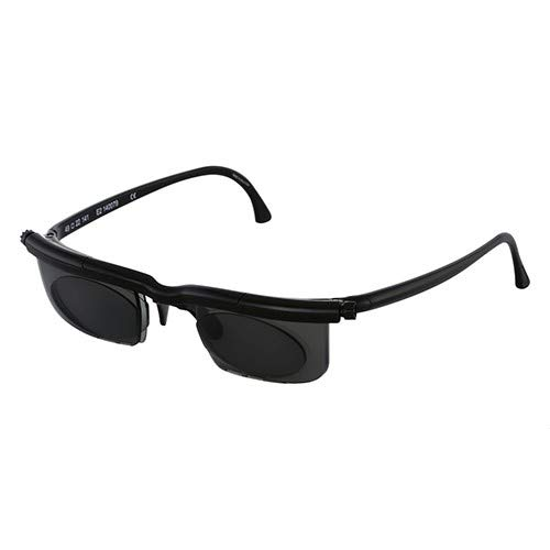 - Dial Vision Sunglasses, Adjustable Lenses from -6D to +3D Power