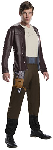 Rubie's Star Wars Episode VIII - The Last Jedi Men's Poe Dameron Costume XL -