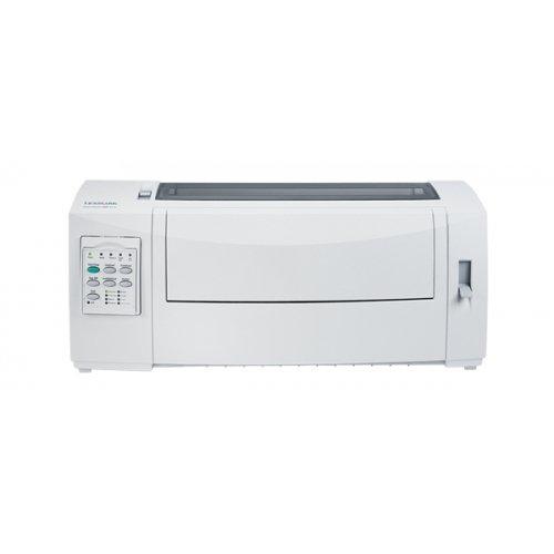 Lexmark Forms Printer 2590N+ Dot Matrix Printer - Monochrome - 24-pin - 556 cps Mono - 360 x 360 dpi - USB - Fast Ethernet 11C0118 by Lexmark