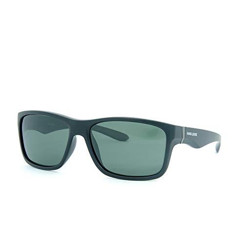 Óculos Solar, Hang Loose, Preto Fosco