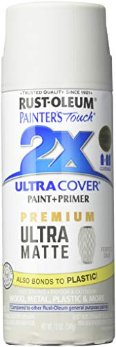 Rust-Oleum 331184 Painter's Touch 2X Spray Paint, Perfect Gray