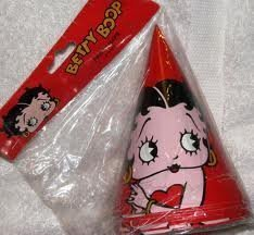 Betty Boop Party Hats by King features Syndicate