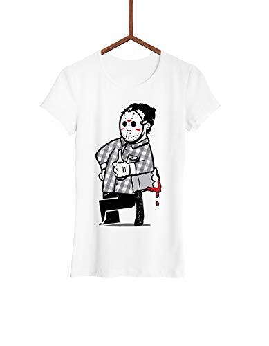 Women T-shirt | Hipster Jason | Streetwear | Short Tees Sleeve | Graphic Fashion