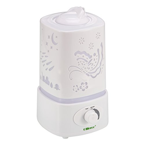 ollieroo 1 5 l aromatherapy essential oil diffuser ultrasonic cool mist aroma air humidifier. Black Bedroom Furniture Sets. Home Design Ideas