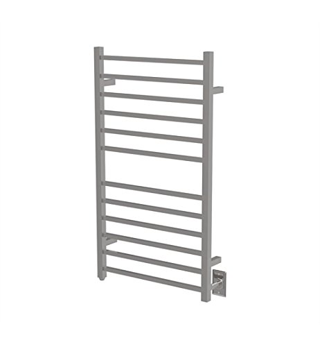 Amba RSWHL-B Radiant Large Hardwired Square Towel Warmer