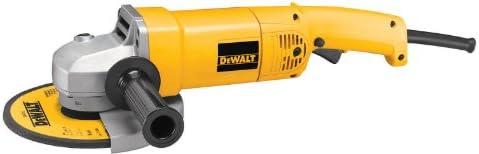 DEWALT Angle Grinder Tool, 7-Inch, 13-Amp DW840