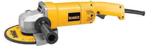 DEWALT DW840 7-Inch Medium Angle Grinder