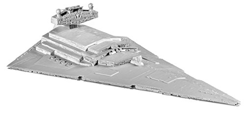 "Revell Star Wars SnapTite Build and Play Imperial Star Destroyer Model Building Kit (16""x9""x4"")"