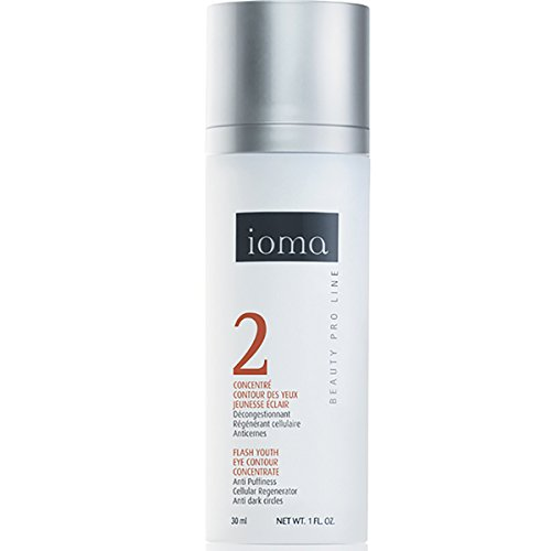 - Ioma 2 Flash Youth Eye Contour Concentrate 1.0oz/30ml