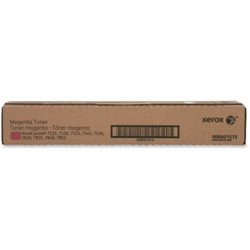 XER006R01515 - Xerox Magenta Toner for the WorkCentre 7525/7530/7535/7545/7556 - 6R1515