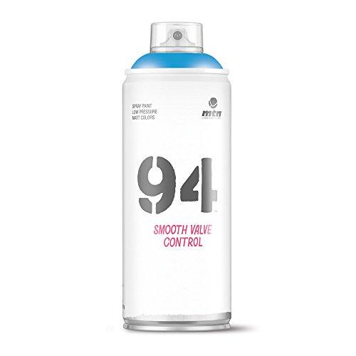 MTN 94 Spray Paint - Transparent Blue (Stained Glass Krylon)