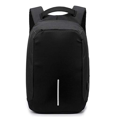 Business Men Portable School Bag Laptop Slim Female Backpack Wwave Travel Black Waterproof Professional PwgZ1xIq