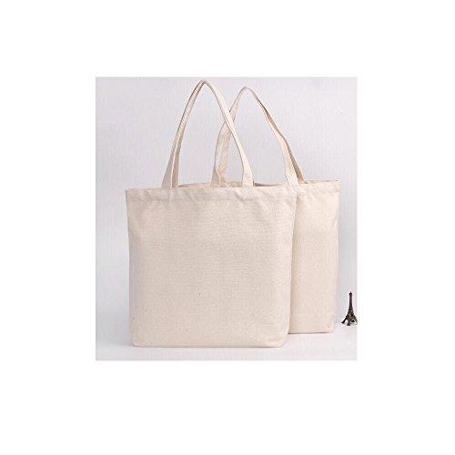 r Eco Bag Reusable Cotton Bag Shopping Bag Grocery Bag Canvas Tote Bag (Cotton Eco Tote)